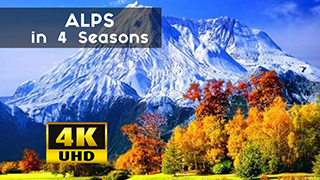 AlpsIn4Seasons